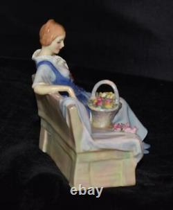 VERY RARE Royal Doulton Figurine MIDSUMMER NOON-Ret 1949-HN 1900- MINT