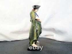 VERY RARE Royal Doulton Figurine The Beggar HN526 Beggar's Opera GREAT COLOR