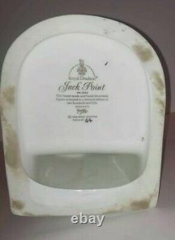 VERY RARE Royal Doulton JACK POINT HN3920 LTD ED 64/250 Prestige Figurine 17