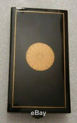 Very RARE! Japan The Imperial Constitution Promulgation Commemorative Medal
