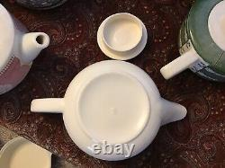 Very RARE One Of A Kind Royal China Currier Ives Teapot