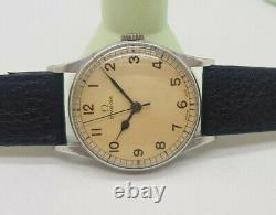 Very Rare 1939 Wwii Omega Royal Navy Air Corps Cal30t2 Man's Watch
