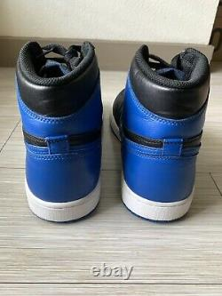 Very Rare 2017 Nike Air Jordan High OG Royal 1 Mens Size 10.5