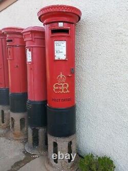 Very Rare Edward V111 1936 Post Office Pillar Box Post Box Royal Mail