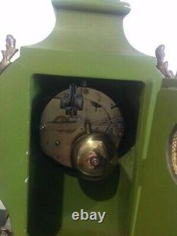 Very Rare Impressive Franz Hermle Imperial Boulle Gilt Ormolu clock