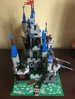 Very Rare Lego Castle 10176 Royal King's Castle Retired set 2006