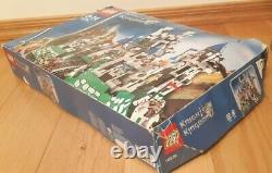 Very Rare Lego Castle 10176 Royal King's Castle Retired set 2006, Boxed