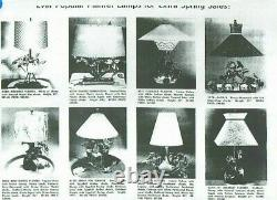 Very Rare ROYAL HAEGER LAMPS / PLANTERS featured on the 1954 Catalogue