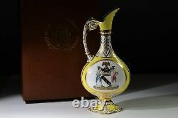 Very Rare Royal Crown Derby Kedleston Vase L/e 125 Boxed