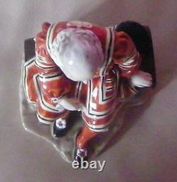 Very Rare Royal Doulton Character Figure Yeoman Of The Guard Hn 2122 Mint