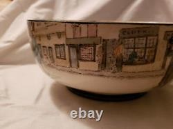 Very Rare Royal Doulton Dickens Ware Bowl D3020