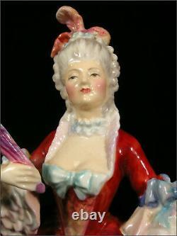 Very Rare Royal Doulton Figurine HN 2093 Georgiana