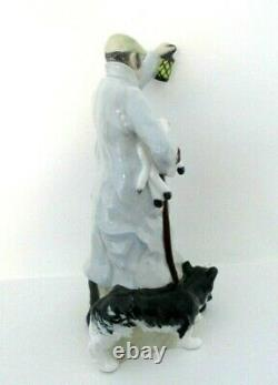 Very Rare Royal Doulton Figurine The Shepherd Hn 3160 Reflections Perfect