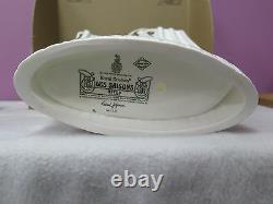 Very Rare Royal Doulton HN3069 Les Saisons Hiver Winter 1985 Original BOX