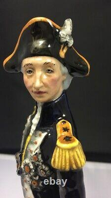 Very Rare Royal Doulton HN4696 Vice Admiral Lord Nelson Mint In Box- 99 Of 350
