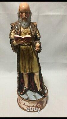 Very Rare Royal Doulton LEONARDO DA VINCI HN4939 -Boxed/COA- Ltd Edition 235/250