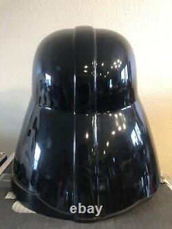Very Rare Star Wars Altmanns 1996 Imperial Stormtrooper And Darth Vader Helmets