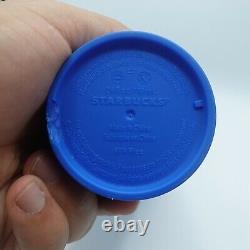 Very Rare Starbucks Royal Cobalt Blue Matte Soft Touch Venti 24oz Tumbler