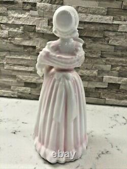 Vtg Royal Doulton Old Country Roses Prototype Figurine VERY RARE