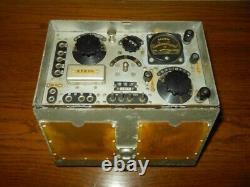 WW II Imperial Japanese Army TYPE 94-5 RADIO WIRELESS RECEIVER VERY RARE