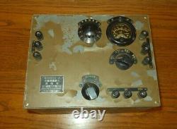 WW II Imperial Japanese Army Type 98 TELEPHONE INTERCEPT SET VERY RARE