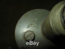 WW2 Imperial Japanese Navy BIG EYE 20x120 SHIPBOARD BINOCULARS VERY RARE