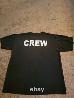 WWF Royal Rumble 1999 Ringside Production Crew Shirt, Very Rare