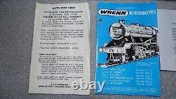 Wrenn W2261 Royal Scot LMS'Black Watch' Very Rare